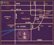 香樟源交通图
