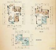 熙岸尚城二期0室0厅0卫215平方米户型图