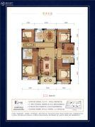 碧秀名庭5室2厅2卫125平方米户型图