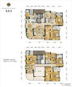 凤凰谷6室4厅7卫652平方米户型图