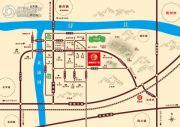 威林城市广场交通图