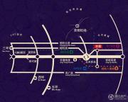 珠江悦公馆交通图