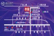 萝岗敏捷广场交通图