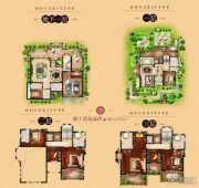 随州云海天地5室6厅9卫461平方米户型图
