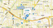 五环国际交通图