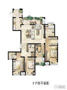 绿地瞰湖生活广场0室0厅0卫0平方米户型图
