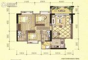 光大山湖城花园3室2厅1卫0平方米户型图