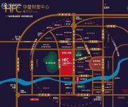 华蓥财富中心交通图