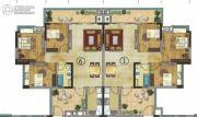 珠光御景山水城3室2厅0卫88平方米户型图