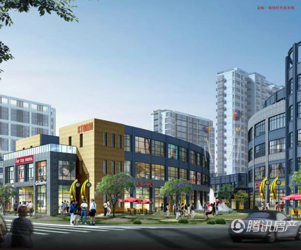 金顺/金顺锦绣时代酒店式公寓6000起 住宅均价8000