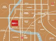 天津天安数码城珑园交通图