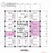 保利城SOHO中心0平方米户型图