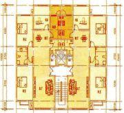 盛景名苑3室2厅1卫131平方米户型图