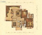 华讯大宅3室2厅2卫0平方米户型图