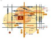 国华新都交通图
