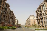 尚京新城实景图