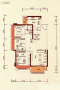 TCL康城四季3室2厅1卫0平方米户型图