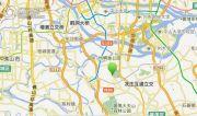 雄峰城交通图