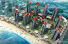 同价位楼盘:金沙滩效果图