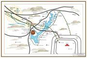 御泉公馆交通图