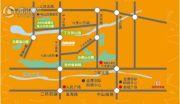 万科橙郡交通图