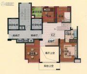 亿邦豪庭0室0厅0卫0平方米户型图