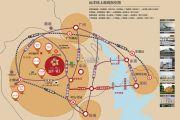 远洋锦上(商铺)交通图