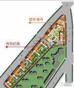柒零捌零 城仕公馆规划图
