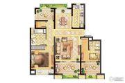 首创锦悦3室2厅1卫0平方米户型图