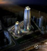 海峡明珠广场外景图