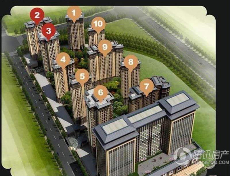 亿润·领城效果图