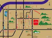 碧桂园仙林东郡规划图