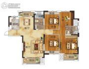 升华・翡翠一品3室2厅2卫159平方米户型图
