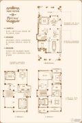 招商・北固湾(商铺)416平方米户型图
