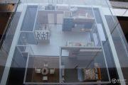嘉和新世界2室2厅1卫82平方米户型图