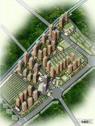 国福现代城效果图