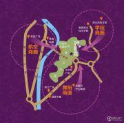 中正皇御园二期交通图
