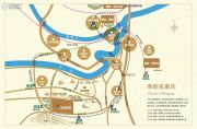 鲁能南渝星城规划图