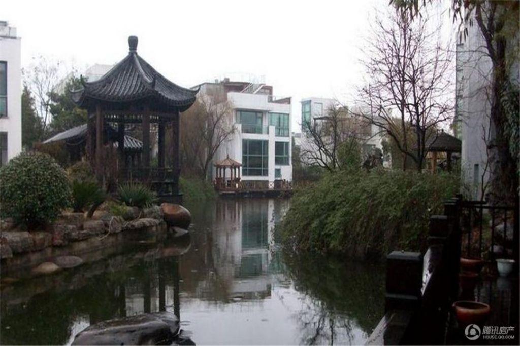 漓江山水花园 实景图