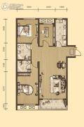 大唐天下江山3室2厅2卫0平方米户型图