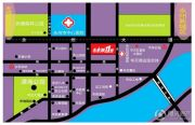未来城11号交通图