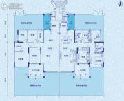 郑州恒大山水城4室2厅2卫185平方米户型图
