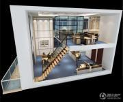 蓝光空港国际城0室0厅0卫30平方米户型图
