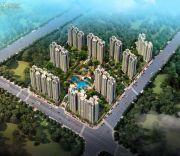 松鹤国际新城规划图