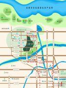 和昌林与城交通图