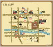 左岸王府交通图