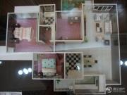 国电金海域3室2厅2卫0平方米户型图