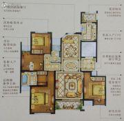 仙降中央首府4室2厅2卫0平方米户型图