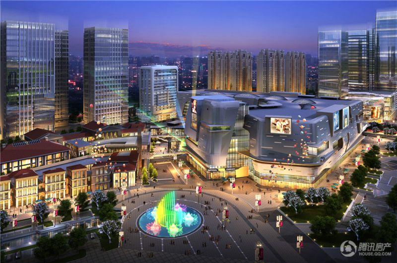 东二环-水秀广场