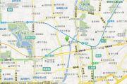 中海天钻交通图
